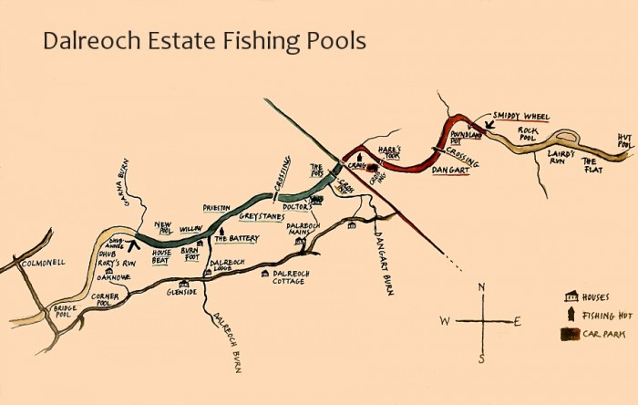 Fishing-Map