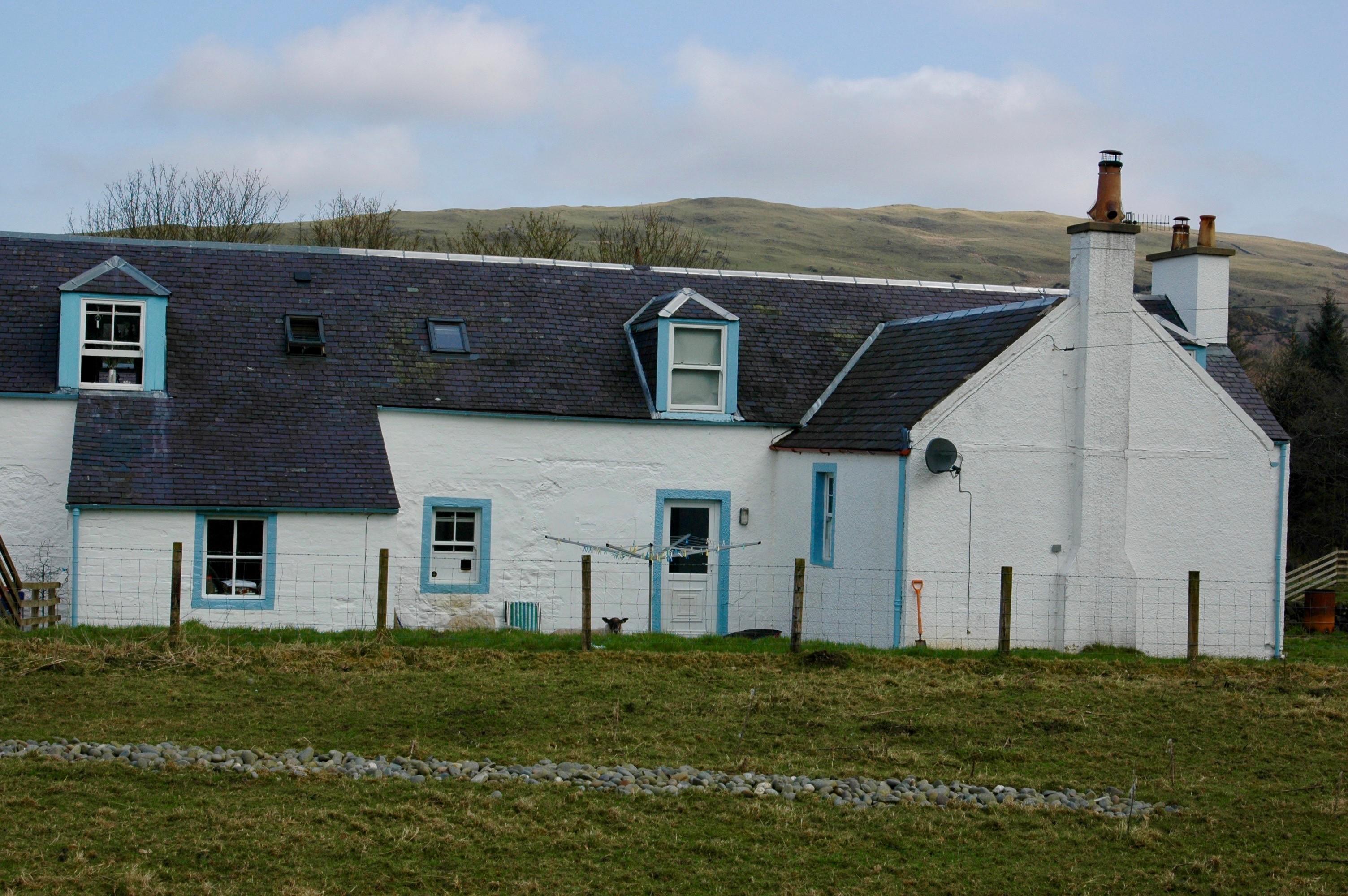 Burnfoot Farmhouse